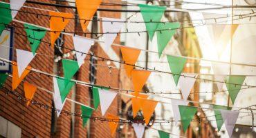 Dublin, sous les couleurs de la Saint Patrick !