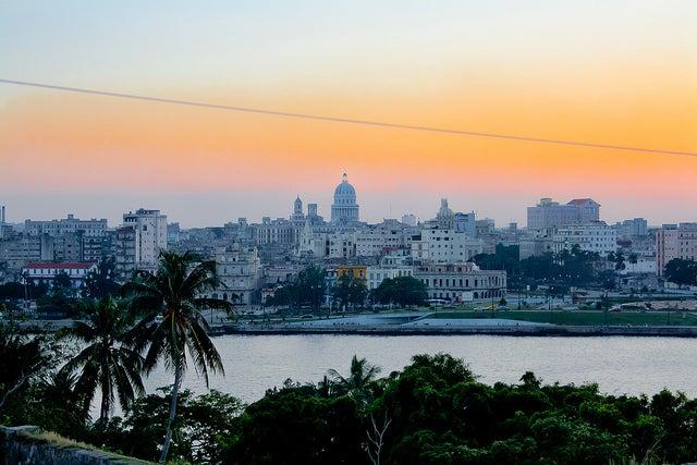 coucher de soleil La Havane - blog go voyages