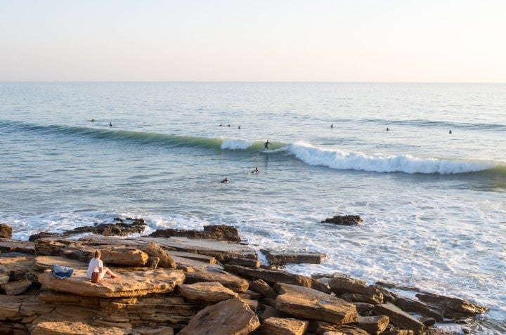 plage surf taghazout maroc - blog go voyages