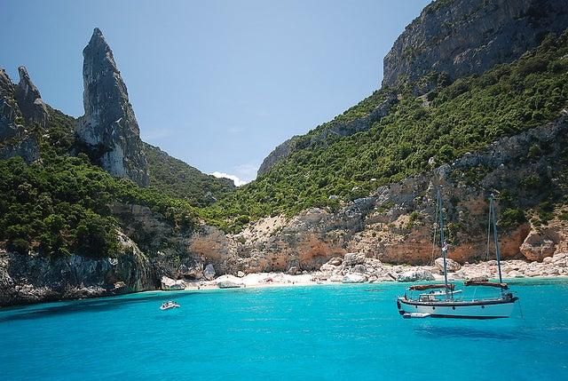 cala goloritze - plus belle plage d europe - blog voyage GO Voyages