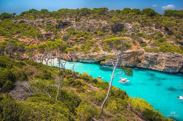 calo des moro majorque - plus belle plage d europe - blog voyage GO Voyages