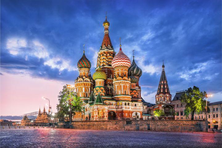 basilique moscou russie - blog go voyages