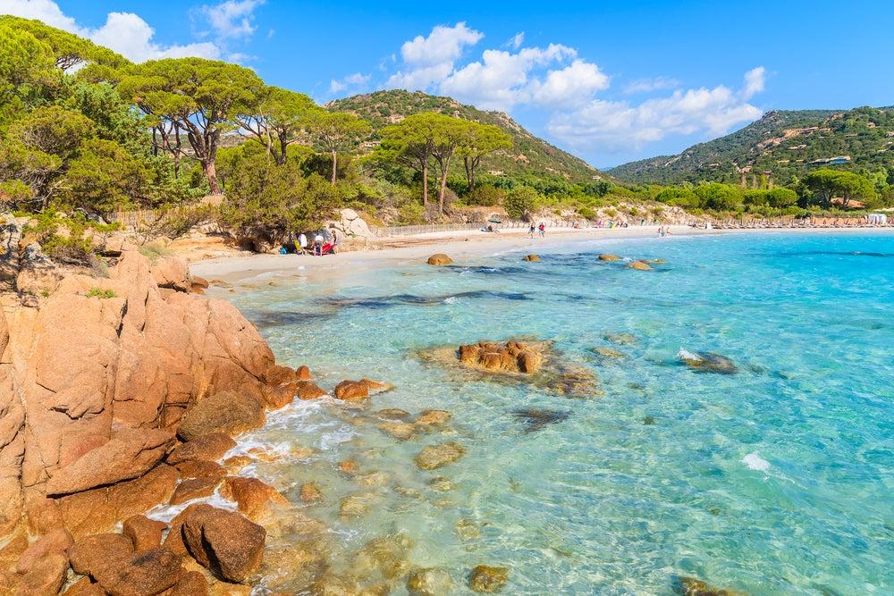 palombaggia corse - plus belle plage d europe - blog voyage GO Voyages