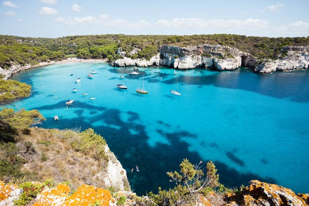 cala macarella - plus belle plage d europe - blog voyage GO Voyages
