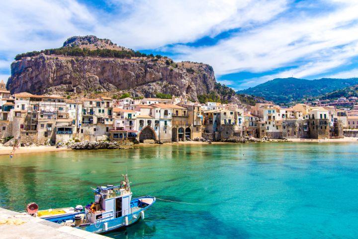 cefalu sicile italie port - blog go voyages