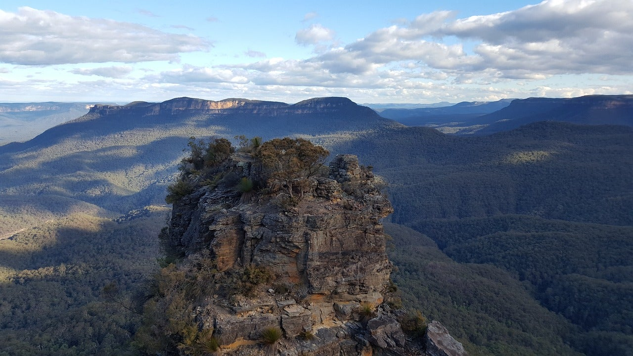 Blue Mountains Australie - blog GO Voyages
