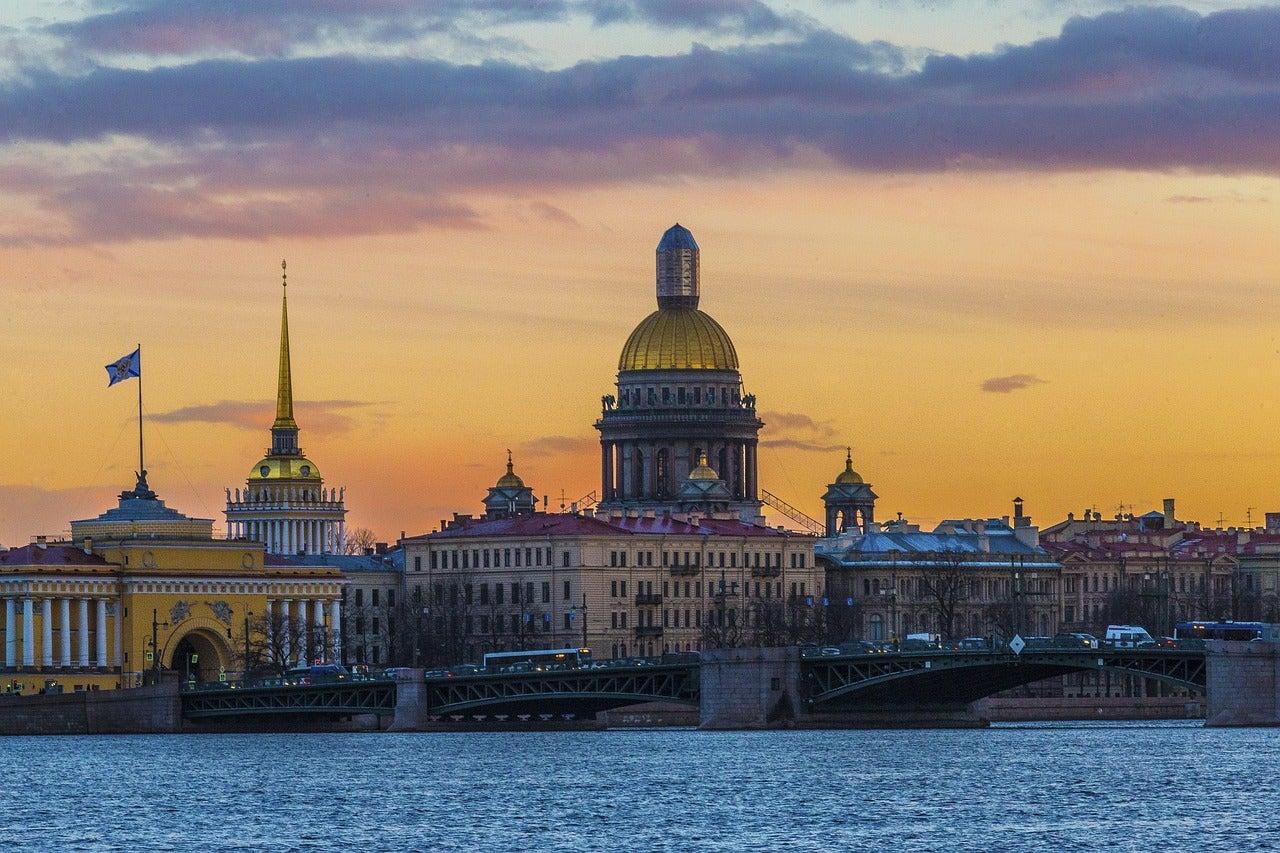 Saint-Pétersbourg - blog GO Voyages