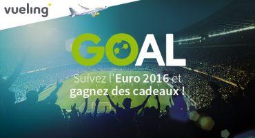 Pariez sur l'Euro 2016 et gagnez de nombreux cadeaux !
