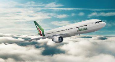 L'enregistrement sur Alitalia