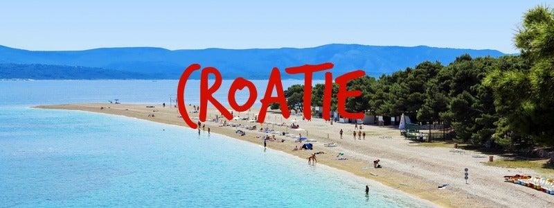 voyage croatie - blog voyage Go Voyages