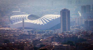 A la découverte des stades de l'Euro 2016