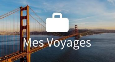 GO Voyages présente sa nouvelle fonctionnalité : «Mes voyages»