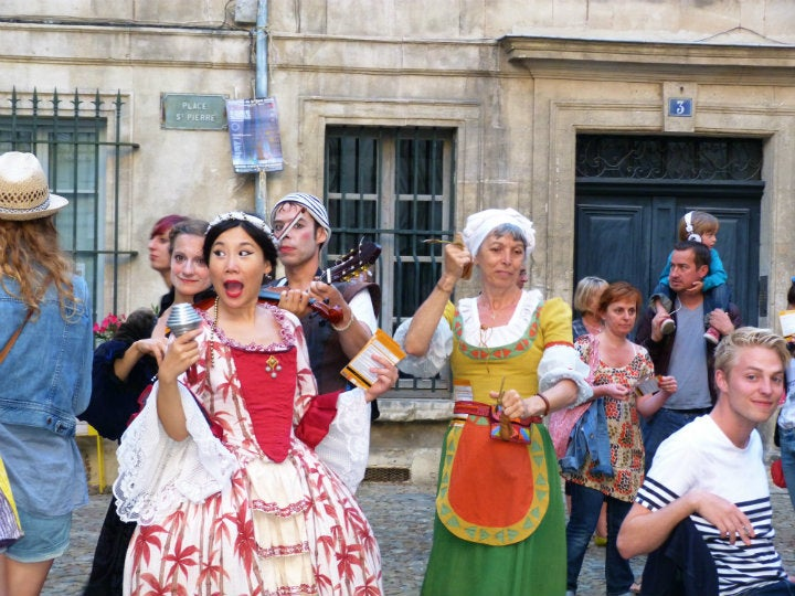 festival d'avignon acteurs - blog GO Voyages