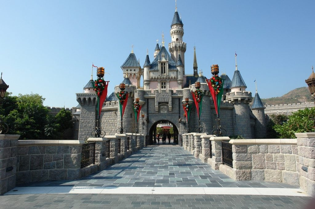 Disneyland Hong Kong - blog GO Voyages