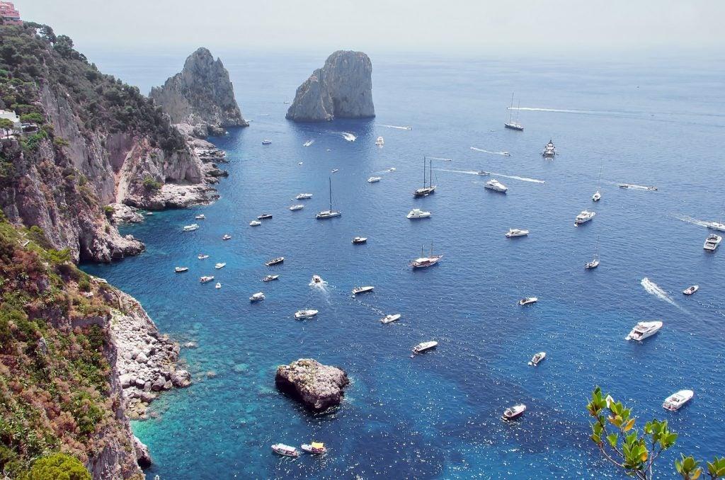 capri Italie - blog GO Voyages