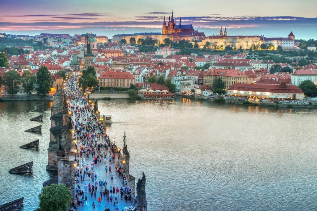 Prague - blog GO Voyages
