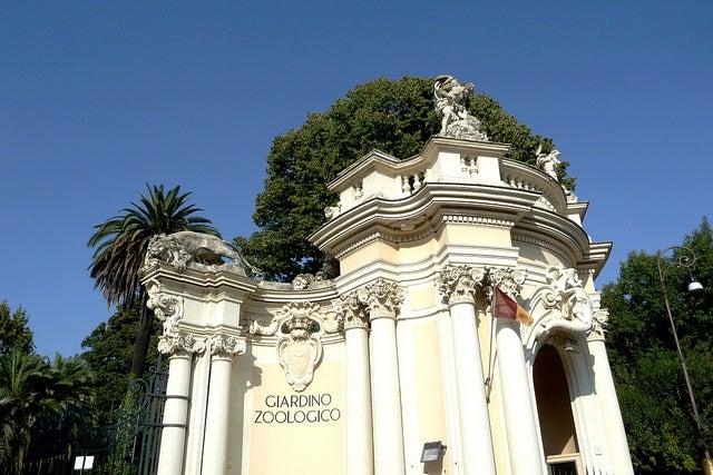 bioparco villa borghese rome