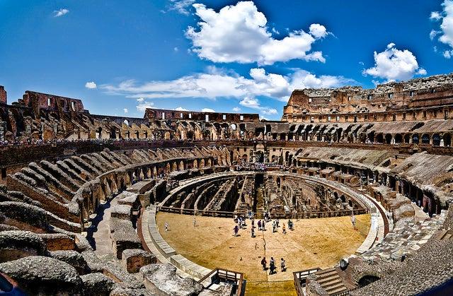 Colisée Rome - blog GO Voyages