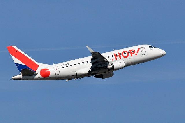 Hop compagnie aérienne