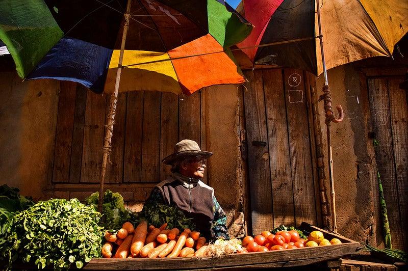 marché madagascar - blog GO Voyages