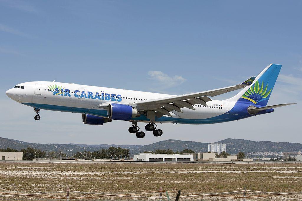 air caraïbes GO Voyages