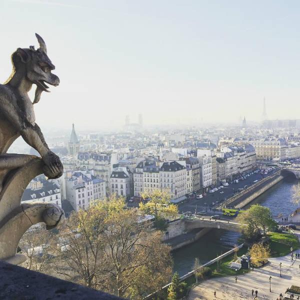 gargouille-paris-blog go voyages