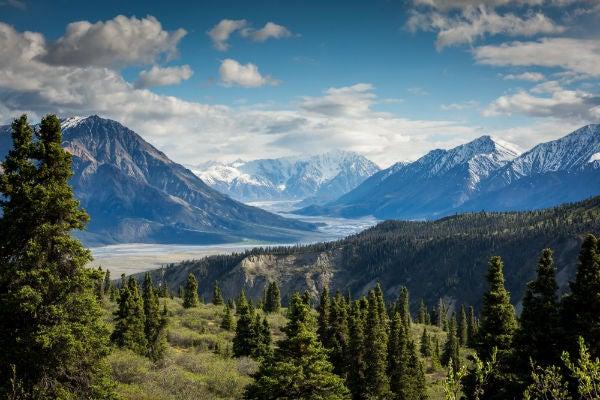 paysage nature banff - blog go voyages