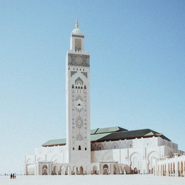 mosquee hassan II - blog go voyages