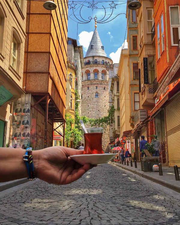 ville tour thé - blog go voyages