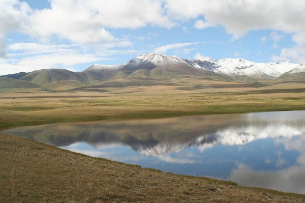 paysage plaine lac - blog go voyages