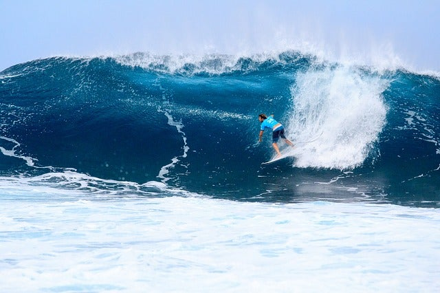 Surf Punta Cana - blog GO Voyages