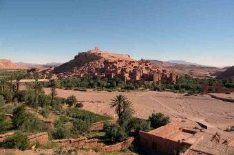 village désert maroc - blog go voyages
