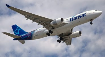 Les franchises bagages d'Air Transat