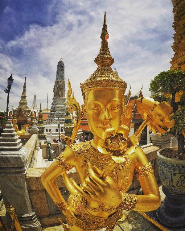 temple bouddha doré - blog go voyag