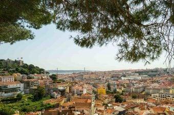 architecture pont vue lisbonne - blog go voyages