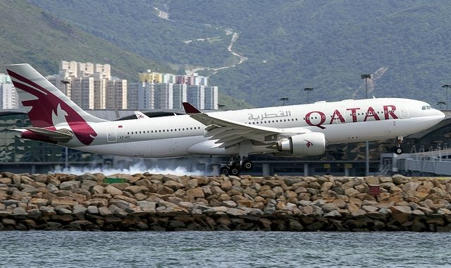 franchises bagages qatar airways go voyages
