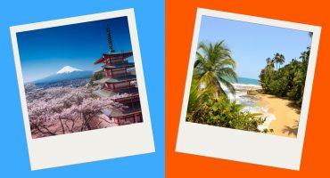 Le grand duel des destinations : Japon VS Costa Rica