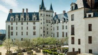 chateau jardin nantes - blog go voyages