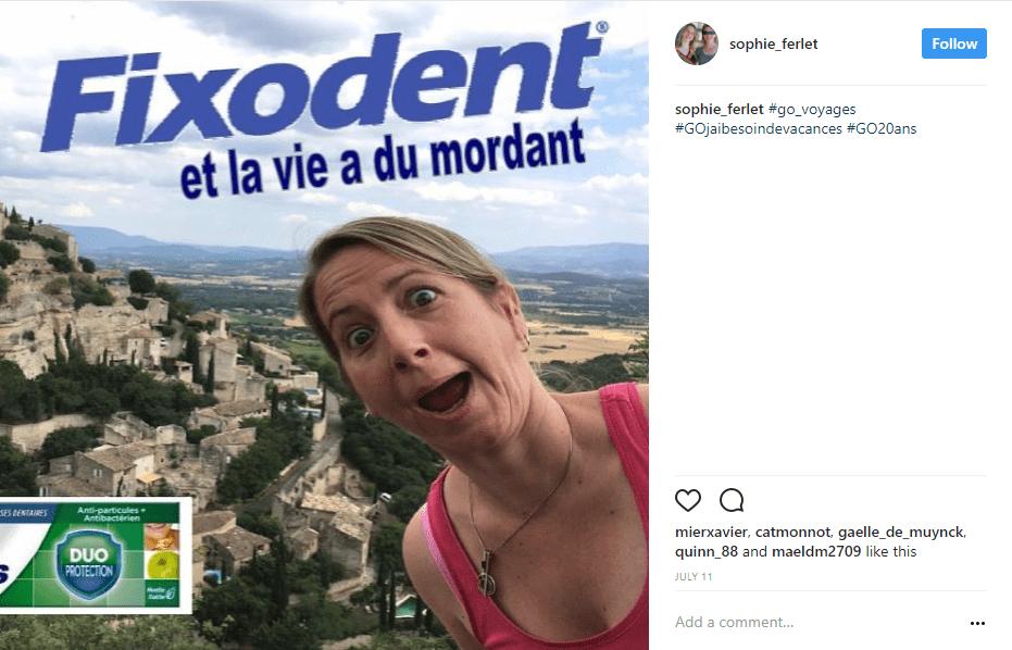 village femme sans dents instagram - blog go voyages