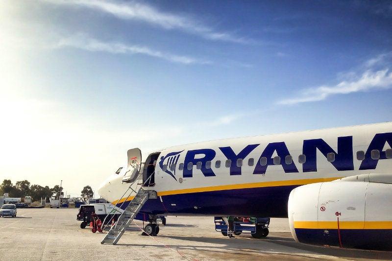 avion ryanair - blog go voyages