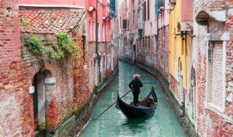 canal venise gondole - blog go voyages