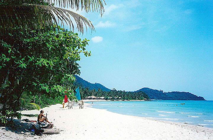 plage thailande koh chang - blog go voyages