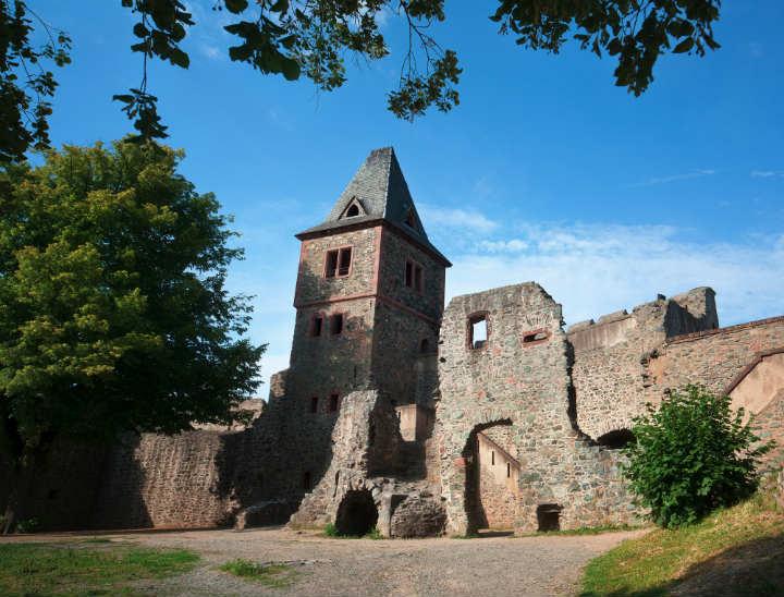 chateau francfort - blog go voyages