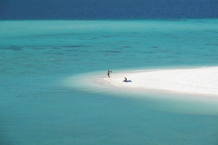 plage ocean thailande koh lipe - blog go voyages
