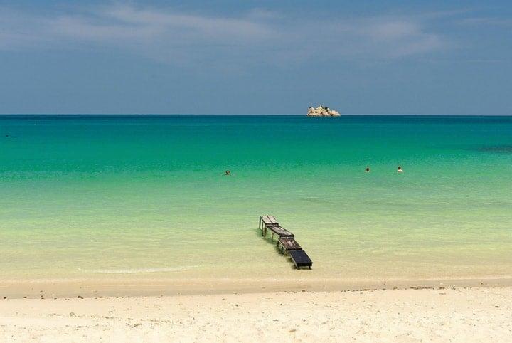 plage ile thailande koh samet - blog go voyages