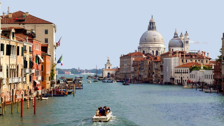 grand canal Venise - blog GO Voyages
