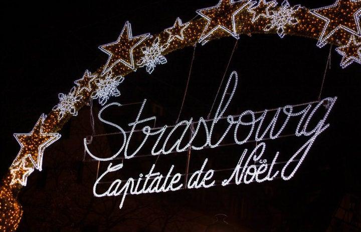 decoration noel strasbourg - blog go voyages