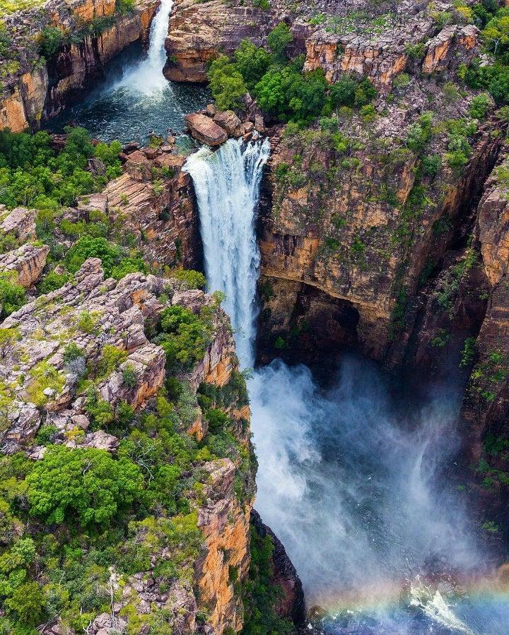 cascades australie - blog go voyages