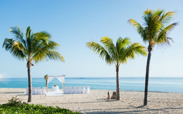 mariage plage île maurice - blog go voyages