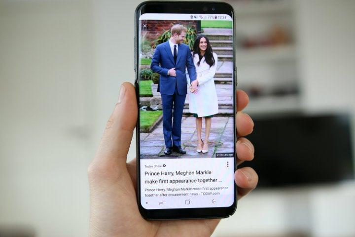 Prince Harry et Meghan Markle annonce fiancailles - blog GO Voyages